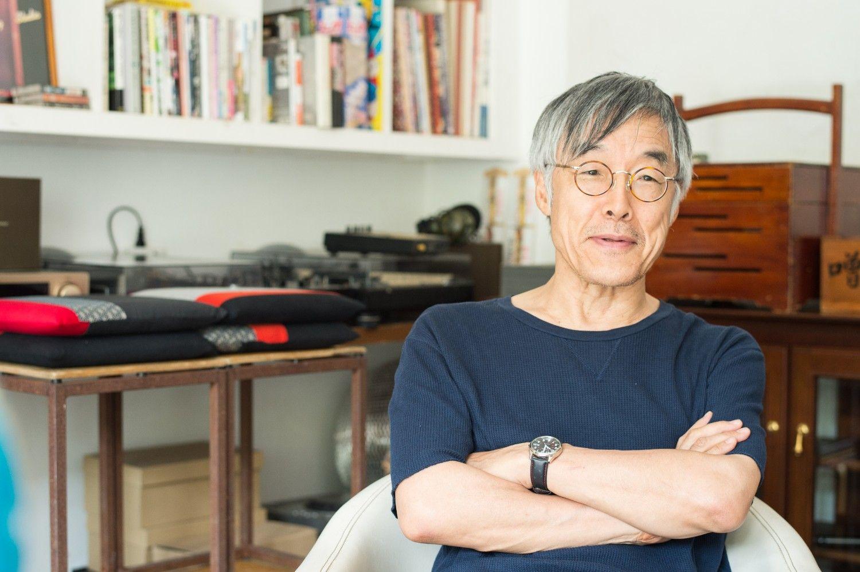 小説家・高橋源一郎さん