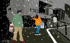松尾諭「拾われた男」 #12 「渋谷のチェーン居酒屋で、人生で最も大事な局面を迎えた日」