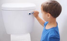 なぜ、人はトイレ「前」に手を洗わないのか?