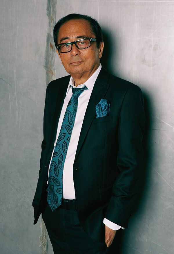 大野雄二さん(写真:木場ヨシヒト)