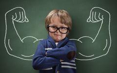 褒めるだけでは成長しない。上手に叱り、挑発することが子どもをたくましくする