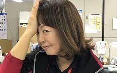 ロッテの名物ウグイス嬢・谷保恵美さんの思わぬハプニング