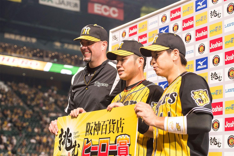 来日9年目のシーズンを迎えたメッセンジャー ©文藝春秋