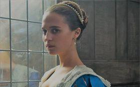 豪商の若き妻と無名画家、禁断の愛の行方は……「チューリップ・フィーバー 肖像画に秘めた愛」を採点!