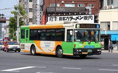 【都営バス収入ランキング】ベスト5  収入が多いのはどんな路線?