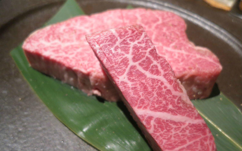 「SATOブリアン」の極上の肉