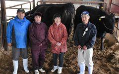 福島に勇気を与えた「奇跡の種牛」