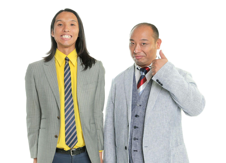 トム・ブラウンの布川ひろき氏(左)とみちお氏(右)