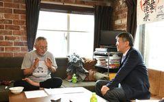 「昔コンビニ、今LINE」メディアの勢いを見抜く――鈴木敏夫が語る「これからのプロデューサー論」