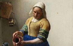 誰からも愛されるフェルメール 凡百の画家と何が違うのか?