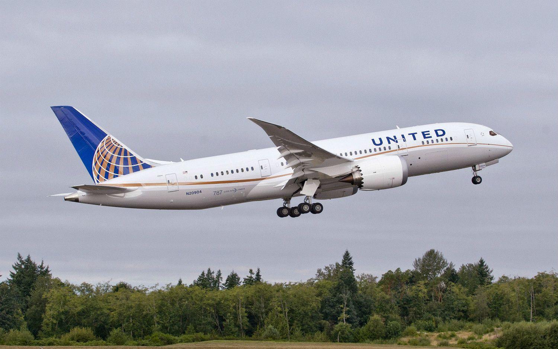 オーバーブッキング騒動の影響を受け、ユナイテッド航空の株価は一時急落した。これは時価総額にして約1100億円にあたる