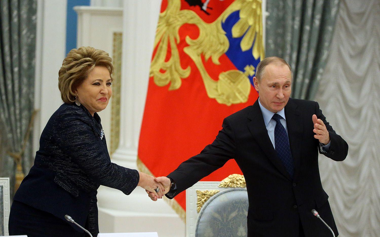 見た目は典型的なロシアのおばちゃん。安定感は抜群。 ©getty