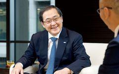 三井住友フィナンシャルグループ社長インタビュー「従来の銀行の枠組みを壊したい」