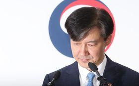 """《チョ・グク法相辞任》検察改革をめぐる韓国人の""""複雑な国民感情""""がついに爆発し、文在寅は耐えられなかった"""