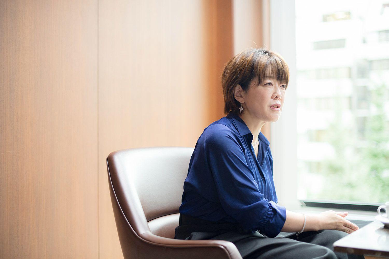 小林靖子さん