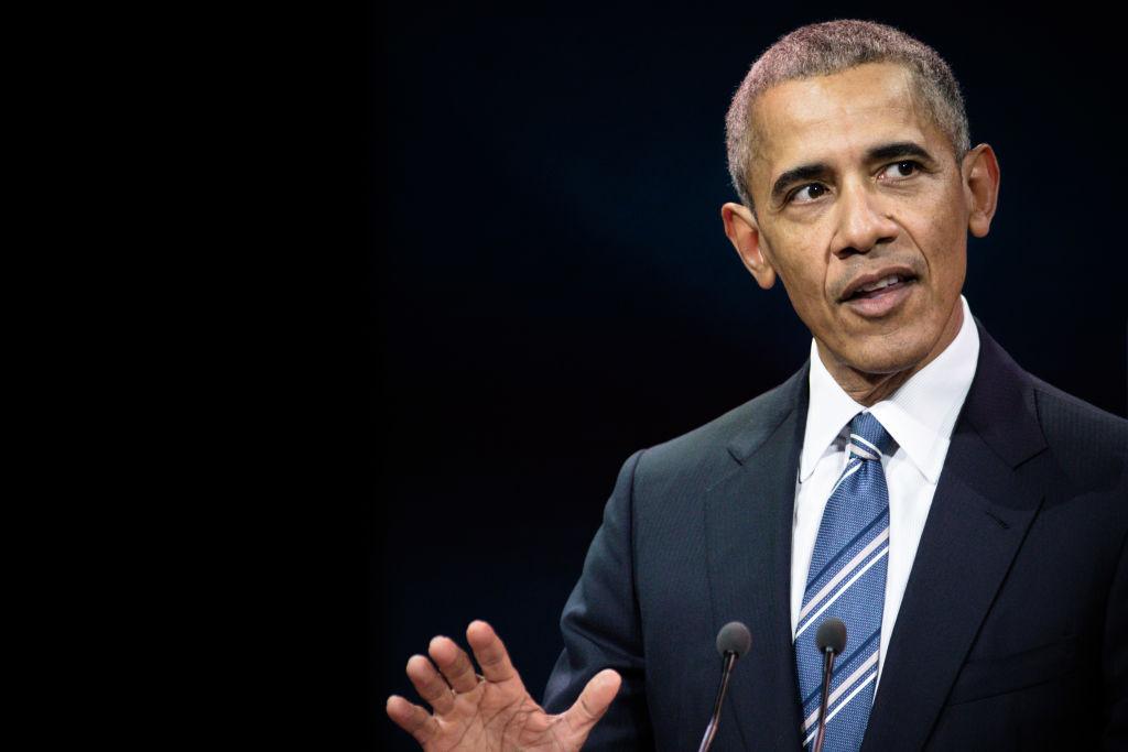 バラク・オバマ前米大統領 ©getty