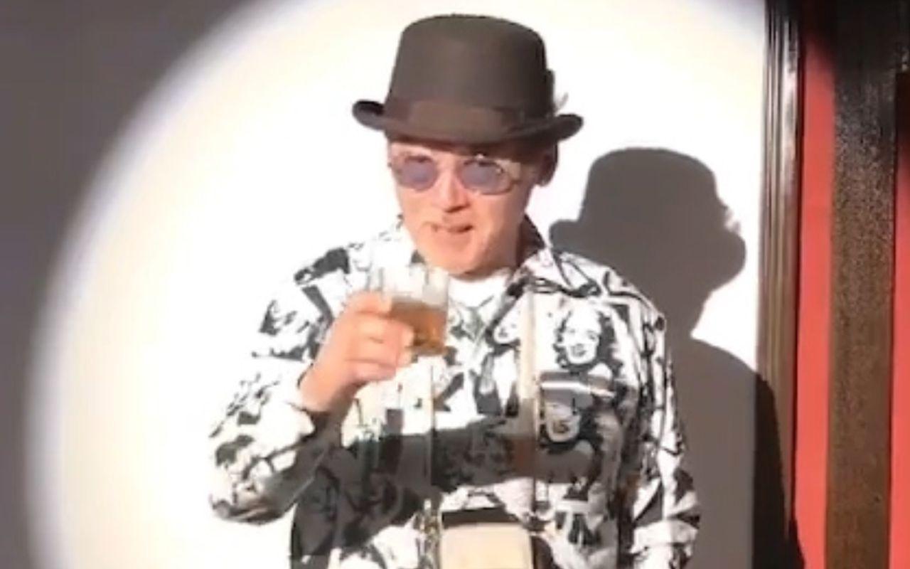 動画】田代まさしが披露した\u201d薬物替え歌\u201dフルバージョン「握手