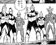 バラバラに散っていたウルトラ戦士たち、集結!――『ウルトラ兄弟物語』第2話
