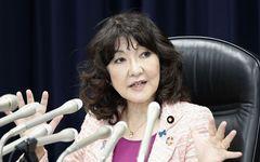 片山さつき氏 「300万円」政治資金修正巡り混乱