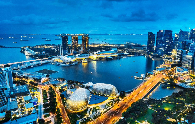 成功したシンガポールのIR・マリーナベイサンズ ©iStock.com