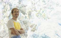 超絶技巧のアーティスト・池田学が語る「大怪我した僕が3×4メートルの大作を完成させるまで」