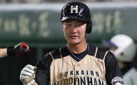 日本ハム・渡邉諒は、それまでの自分をひょいと超えてみせた