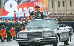 「天候操作」に失敗!? 2億円が雲に消えた今年のロシア戦勝記念日
