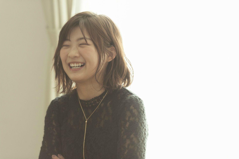 伊藤沙莉の笑顔