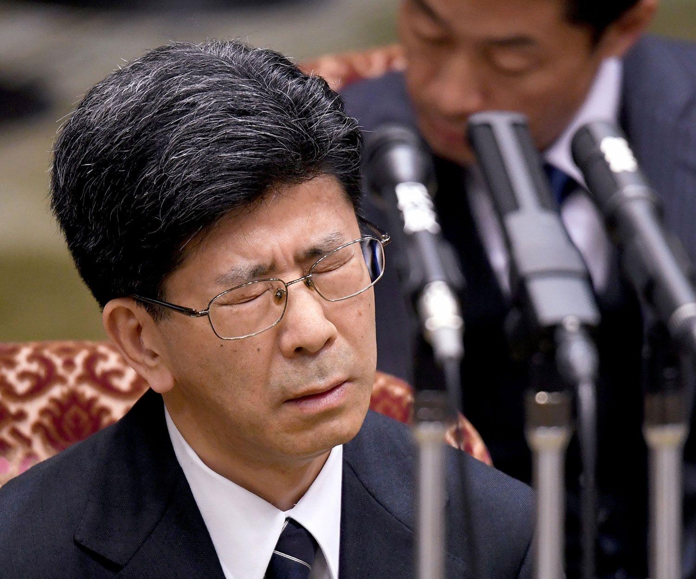 佐川宣寿氏の証人喚問