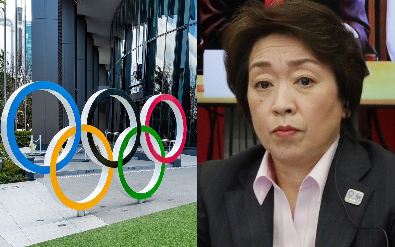 オリンピック中止すべき