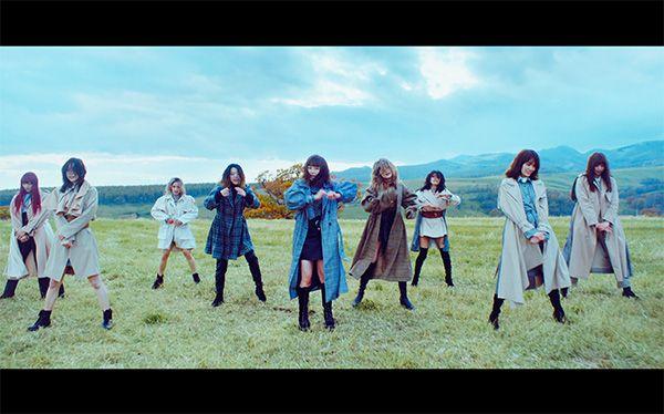 ミュージックビデオは歌詞の世界観に沿って、大自然の中で撮影した。