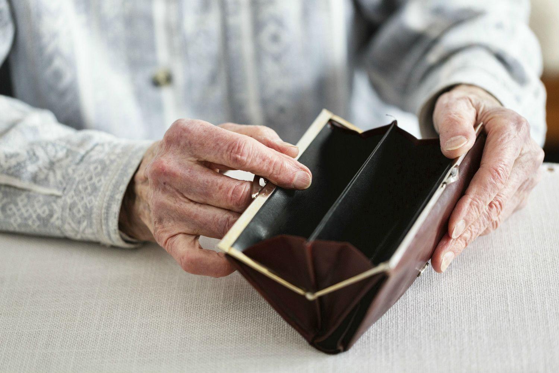 貧困と格差は深刻さを増している ©iStock.com