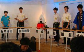 競技クイズの高校日本一決定戦! 「ニュース・博識甲子園」はなぜできたのか?