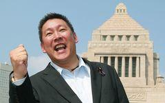 """「数字を持っているから叩きます」N国党・立花孝志党首の本当の恐ろしさは""""緻密な戦略""""にある"""