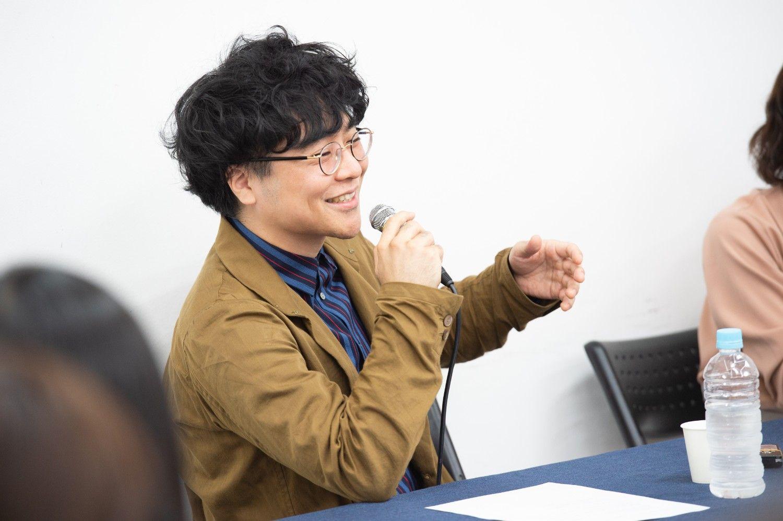 星野概念さん ©末永裕樹/文藝春秋