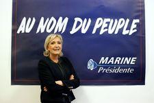 """仏新大統領の最右翼、ルペン独占インタビュー「EUは""""暴君""""」"""