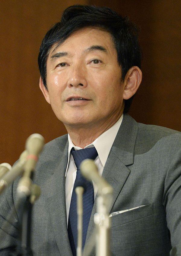 石田純一さん ©共同通信社