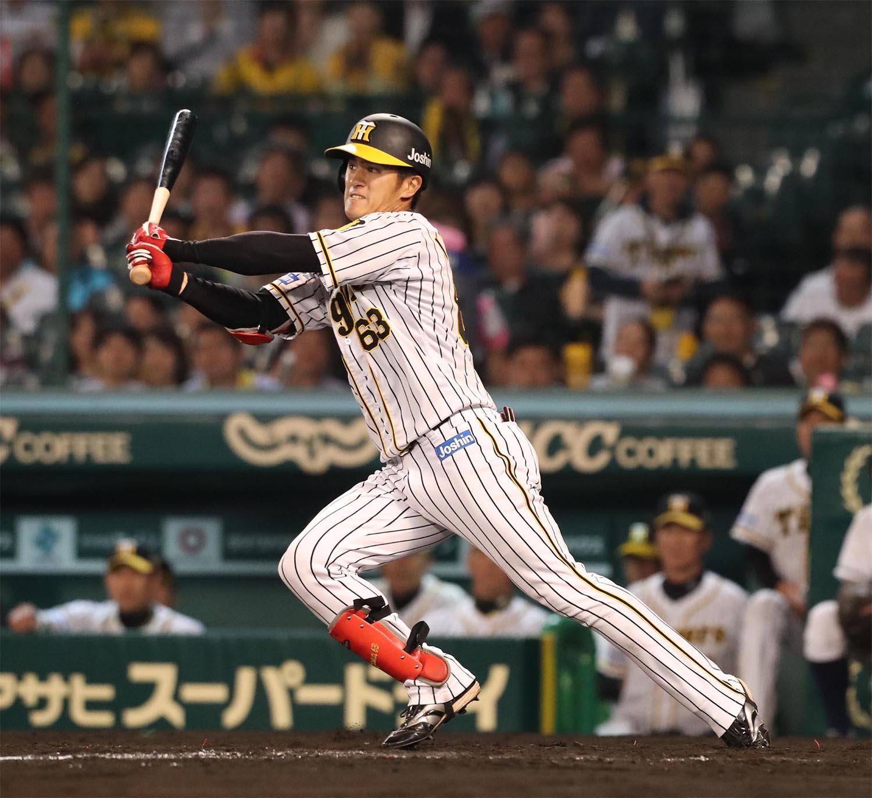入団3年目の外野手・板山祐太郎
