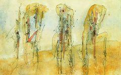 38歳で夭逝。20世紀を代表する画家ヴォルスが描く「感情のマグマ」
