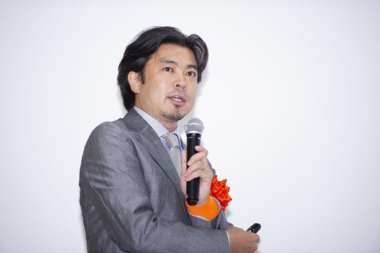 伊藤忠商事の西川大輔さん