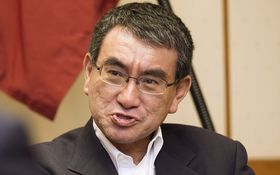河野太郎防衛相が日韓外交の舞台裏を激白 「康京和外相とは意気投合していたが……」