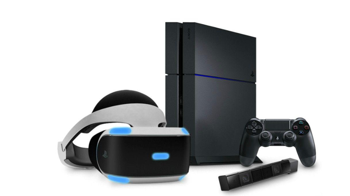 PlayStation VR(SONY)はPlayStation4またはProと繋げて、PlayStation Storeからダウンロードしたコンテンツがプレイできる。VR空間上で複数人でのプレイにも対応するゲームがある。別売りのPlayStation Moveを使えば、手の動きをVR空間上に再現できる。