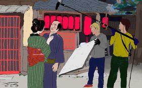 松尾諭「拾われた男」 #19 「入籍前夜」京都の太秦である女優さんによろめいてしまった日