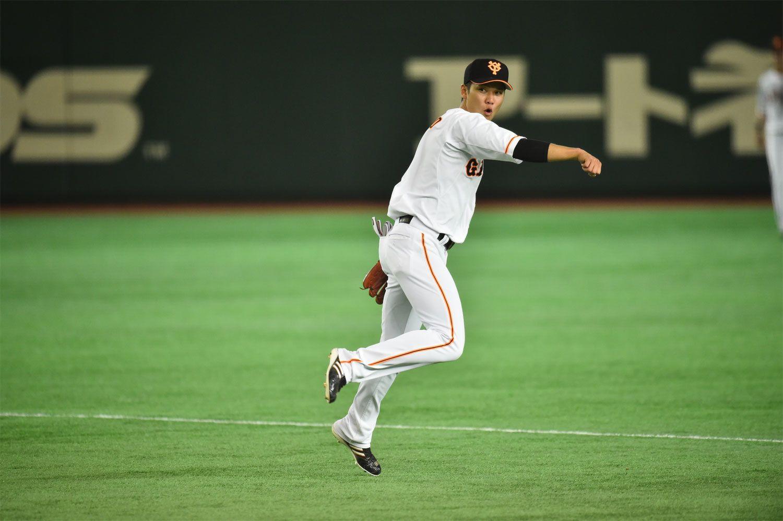 チームが負けたら真っ先に叩かれるほど大きな存在になった坂本勇人 ©文藝春秋
