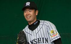 阪神から西武に移籍の榎田大樹「好きな野球で苦しんでいる自分は幸せ」