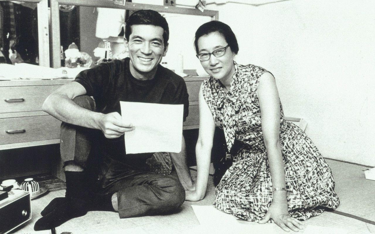 葉子 小桜 加山雄三の母親は女優の小桜葉子!高祖父は500円札の岩倉具視!