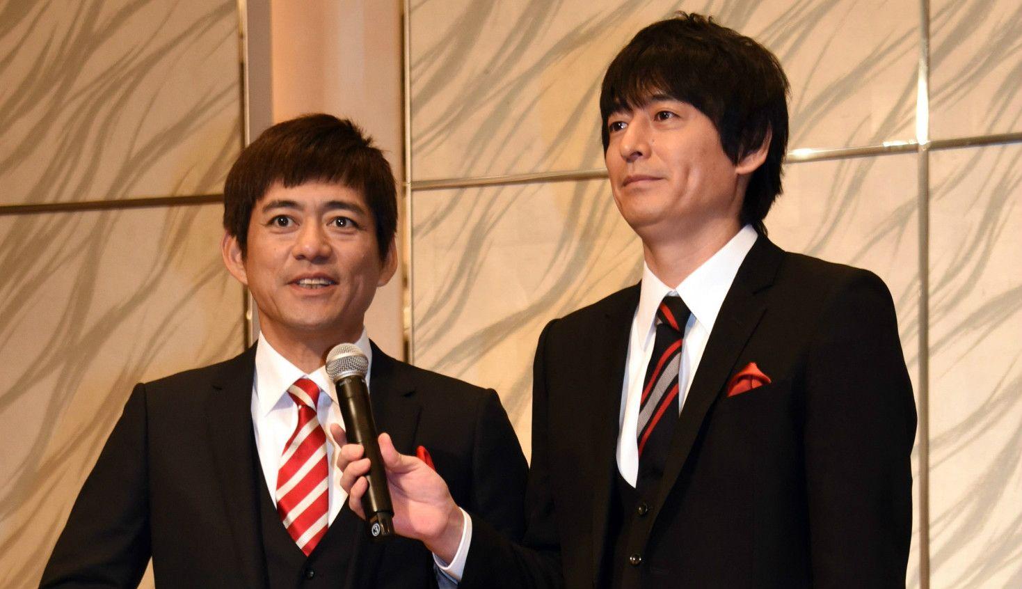 近江アナとともにMCに抜擢された博多華丸・大吉