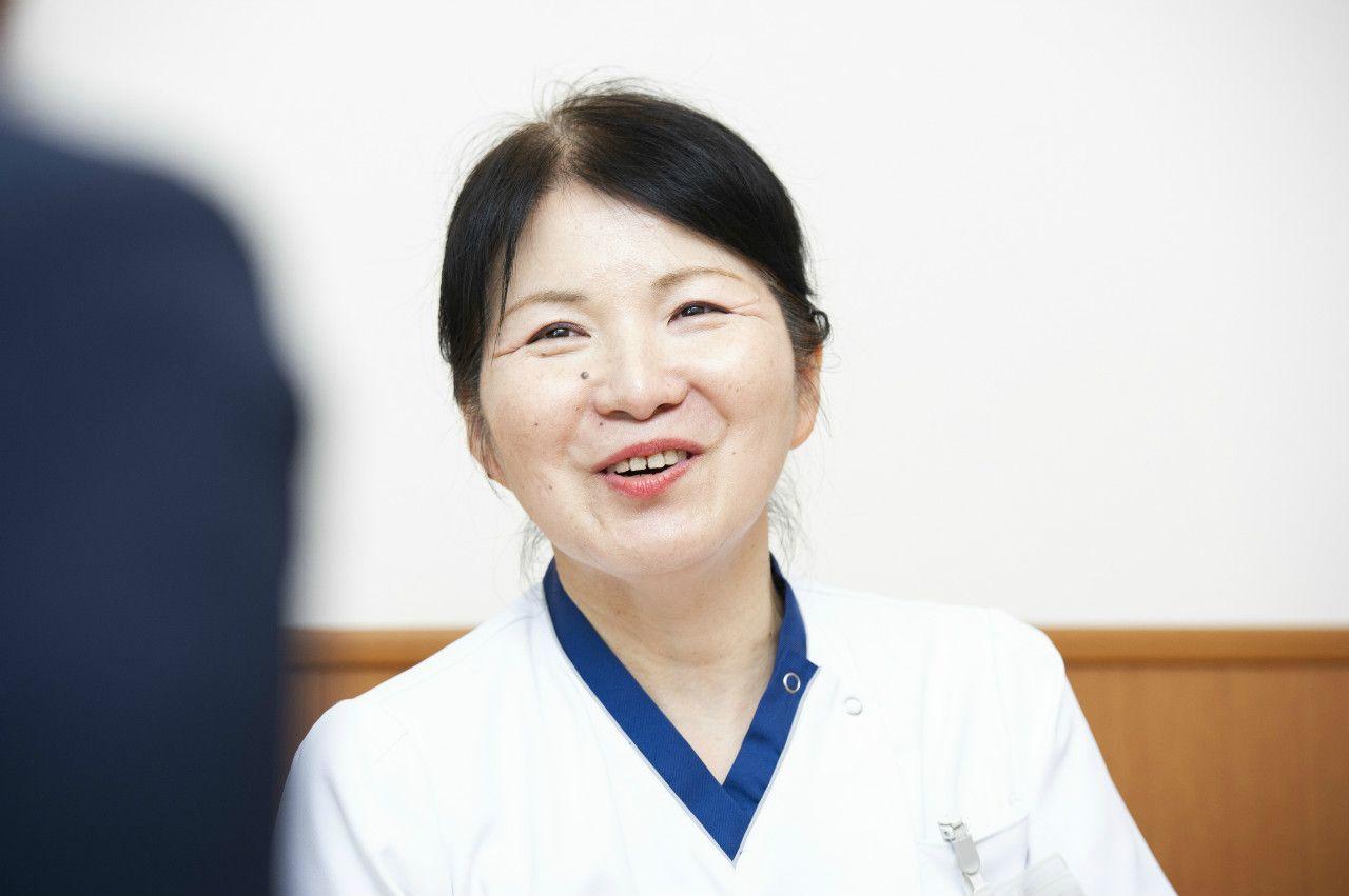 泉谷恵子さん