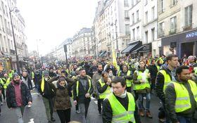2018年を騒がせた「黄色いベスト」運動 土曜日だけの不思議なデモ