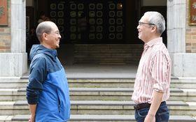 粘菌vs.チャタテムシ 北大の異能が語り合う「もしかしてイグ・ノーベル賞狙ってた?」